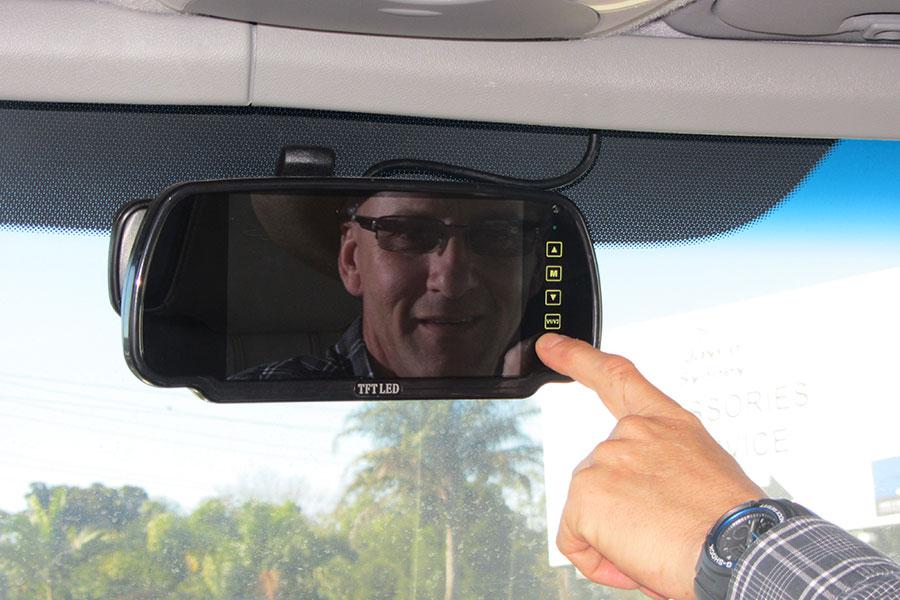 Motorhome Reversing Camera Kit - Coast to Coast RV