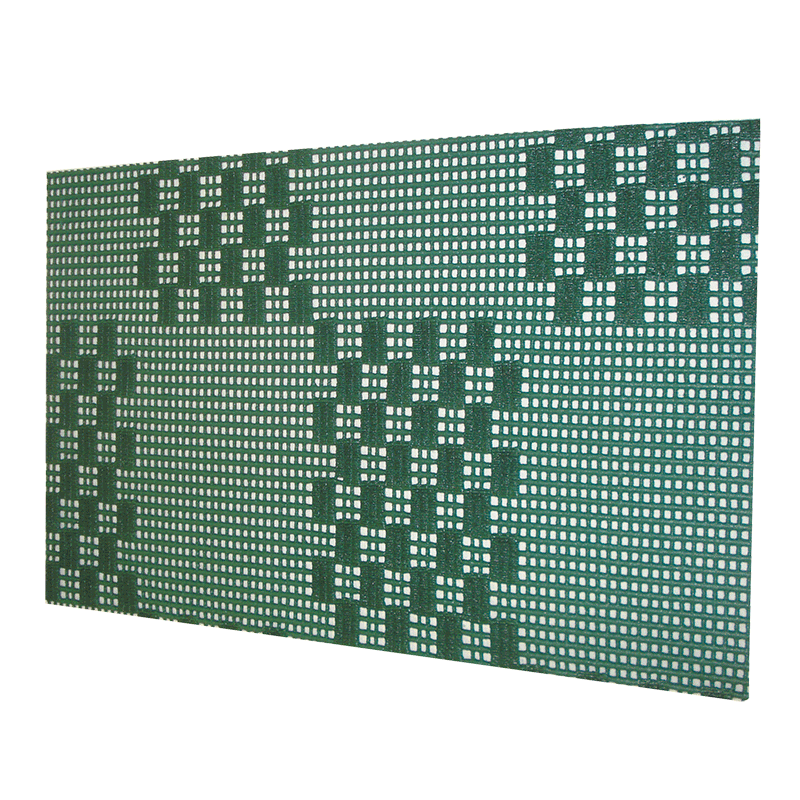 Coast Multi Purpose Floor Matting Green 6m x 2.5m