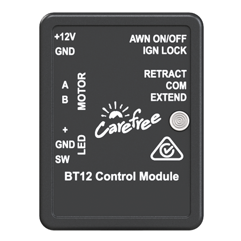 Carefree Altitude BT-12 Caravan Electronics Kit