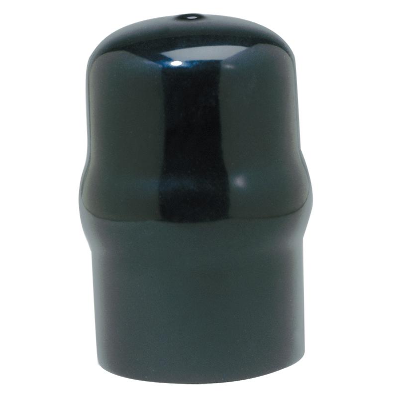 Black Soft PVC Tow Ball Cover