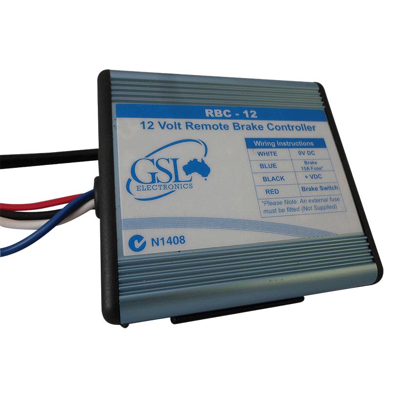 GSL Remote Micro Electronic Brake Controller