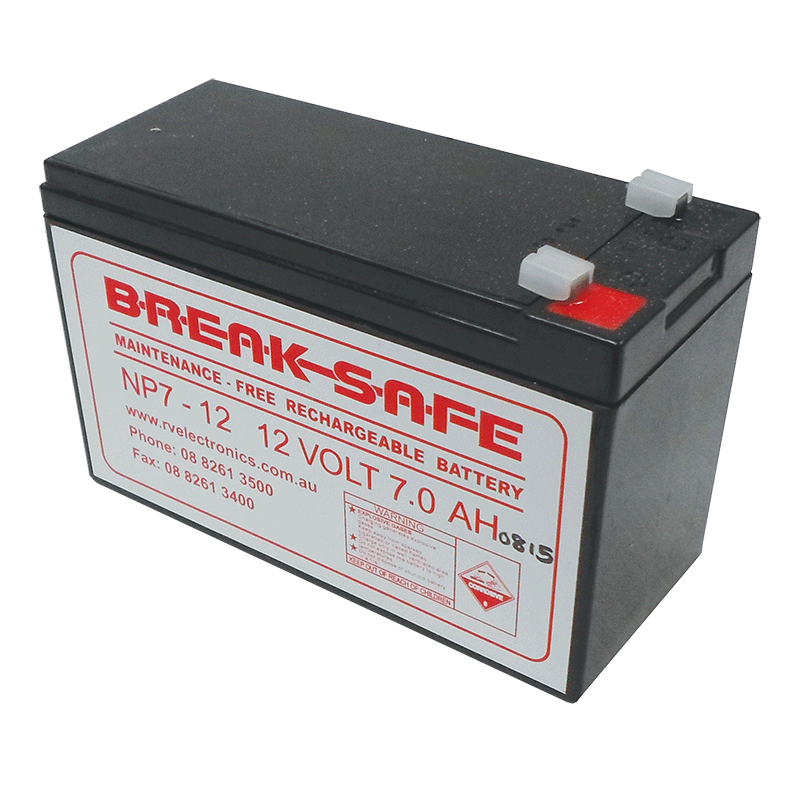 Breaksafe Battery