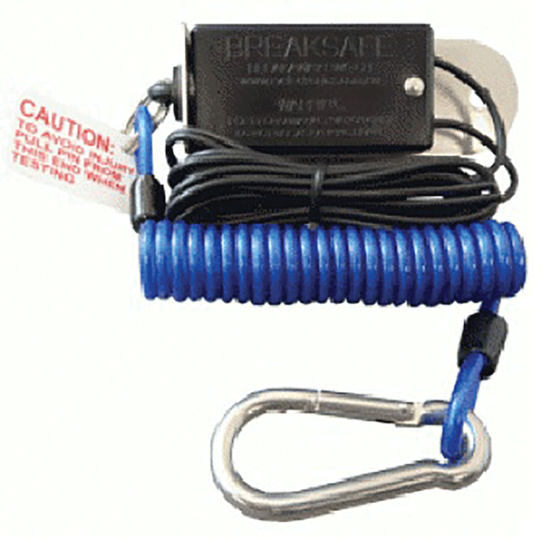 Breakaway Switch with Coil Cable for Breakaway 6000