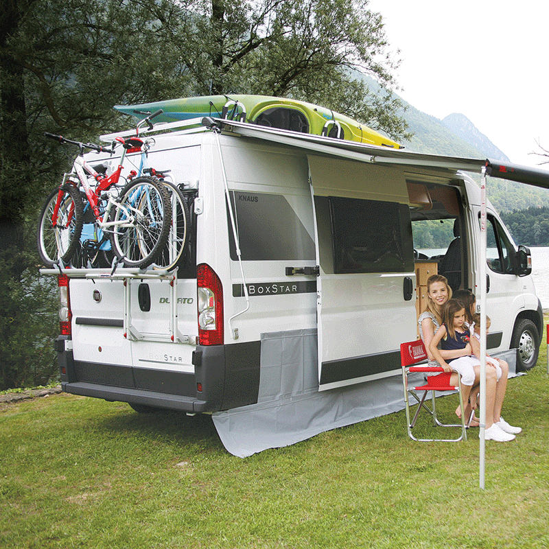 Fiamma Carry Bike 200 DJ Ducato (after June 2006)