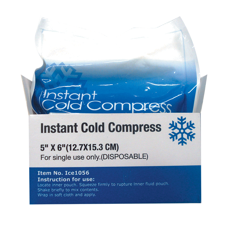 Instant Cold Compress (5