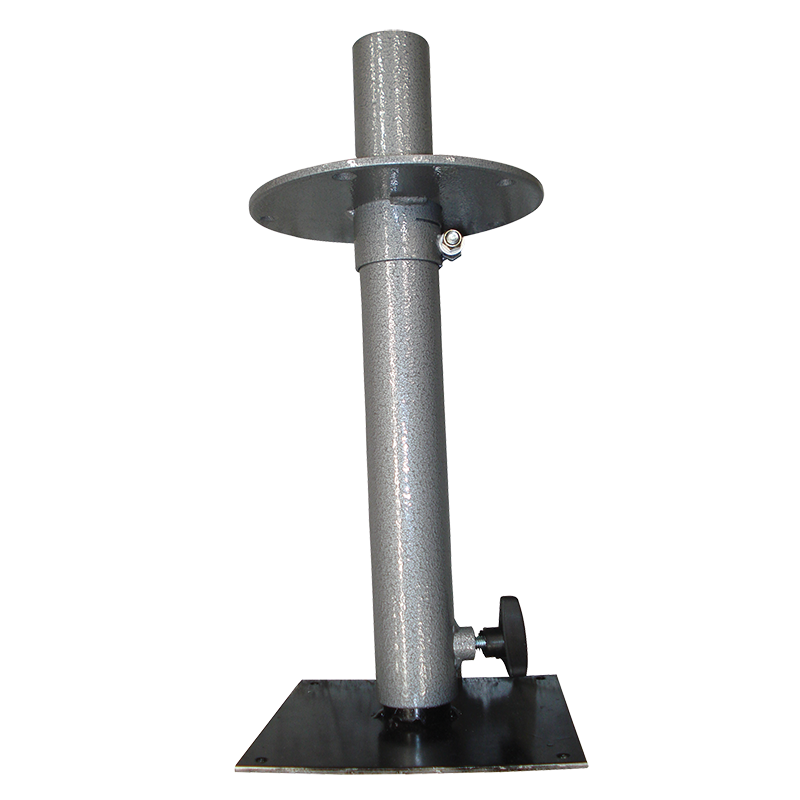 Eazy Lift Table Leg with Round Plate