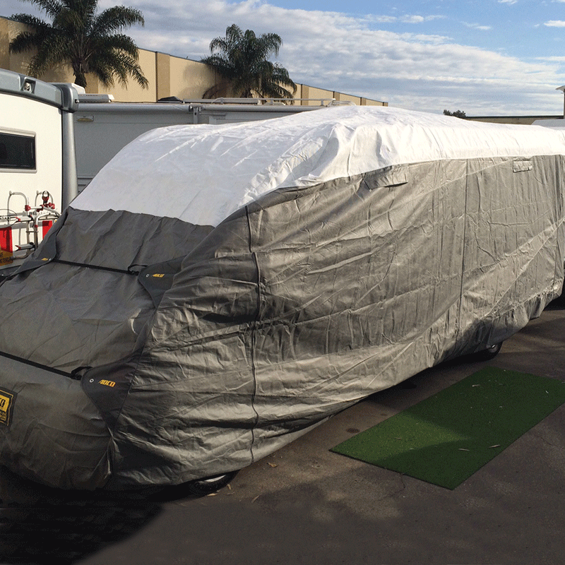 Adco Motorhome Cover - 20'-23' (6.12-7.01m)