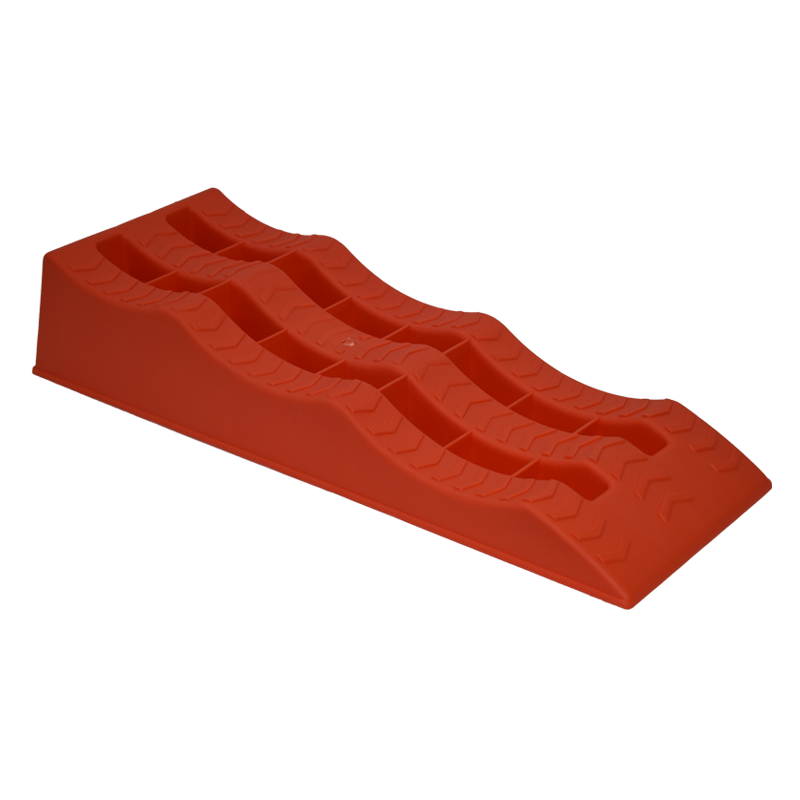 Coast Red Single Multi Level Ramp