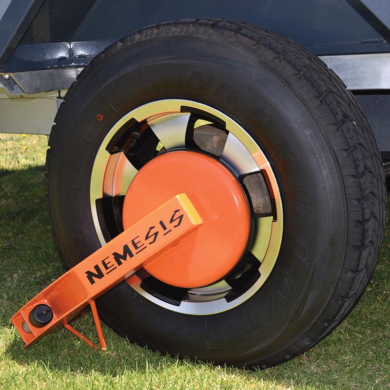 Nemesis Wheel Clamp V2