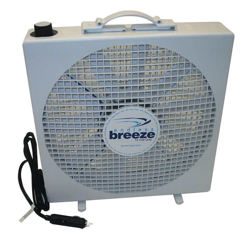 Fantastic Endless Breeze Fan - 12V