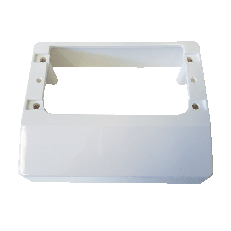 Cms Mounting Block White