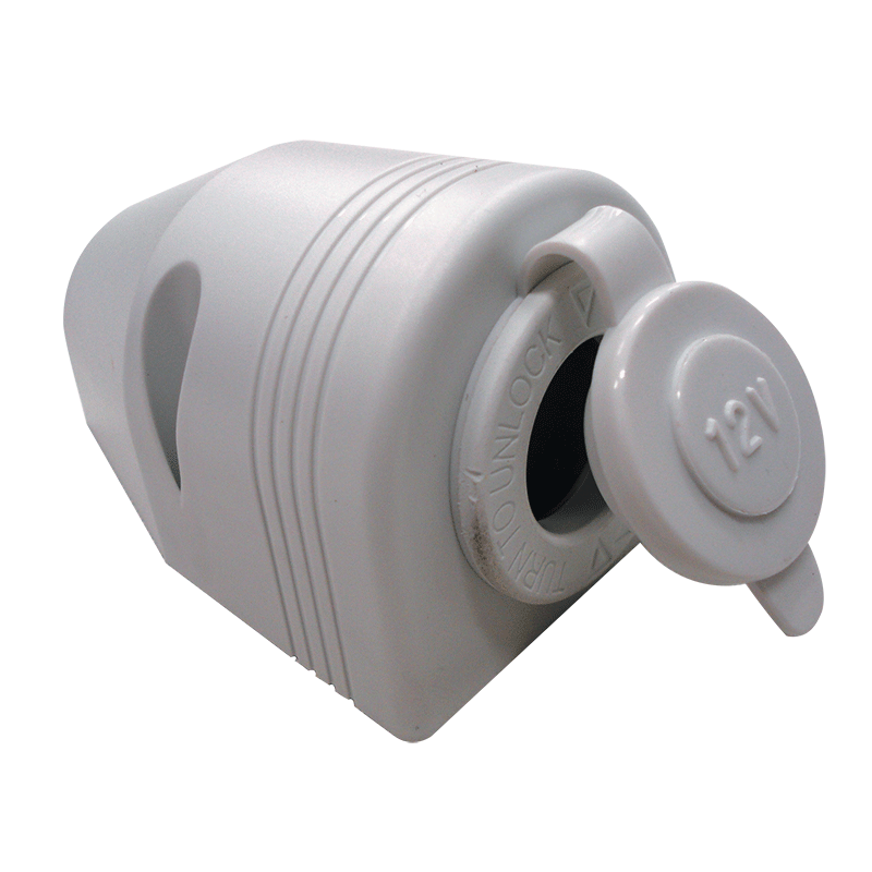 Surface Mount Accessory Socket