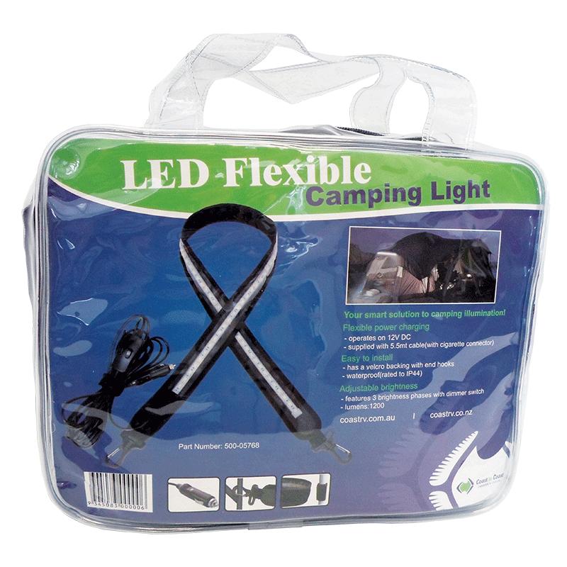 Led Flexible Camping Light