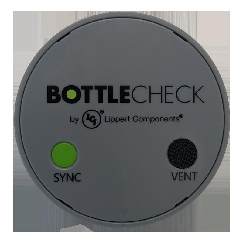 LCI Lippert Bottlecheck Bluetooth GAS Gauge