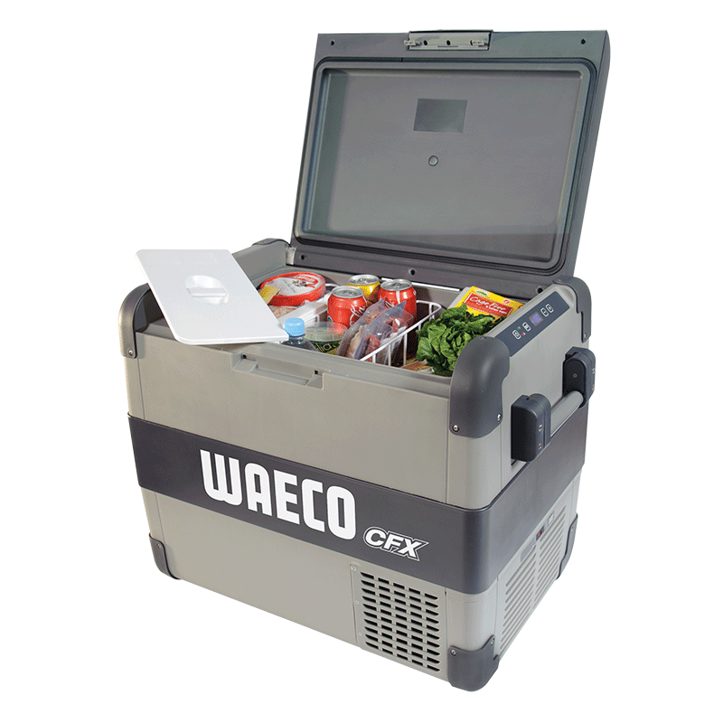 Waeco CFX65DZ 61l Dual Zone Fridge/Freezer