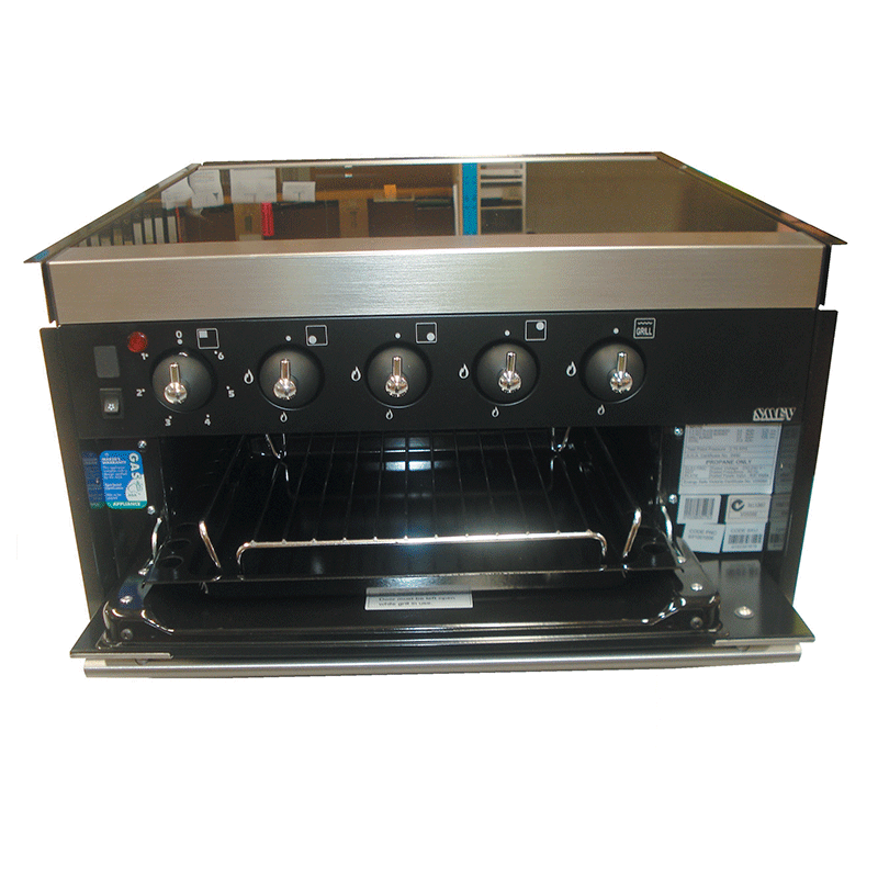 Smev 402 Cooktop & Grill (2010 Model)