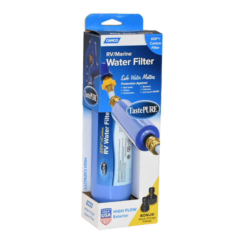 Camco Taste Pure In-line Water Filter