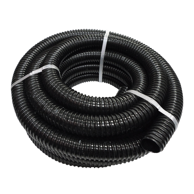 Black Waste Hose 32mm ID