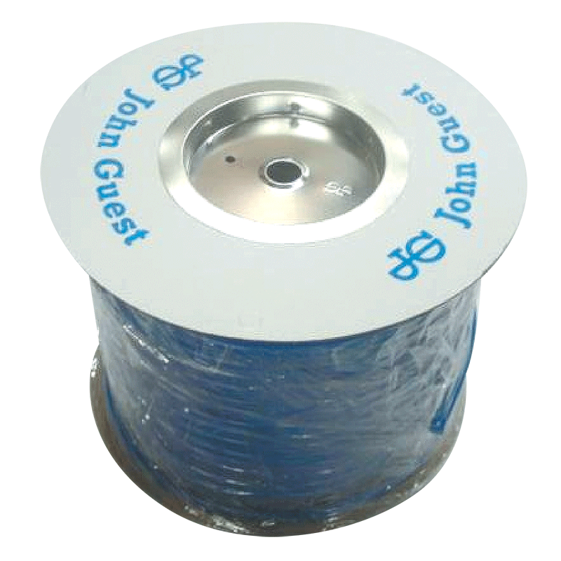 John Guest Blue 12mm x 100m Roll of Tubing