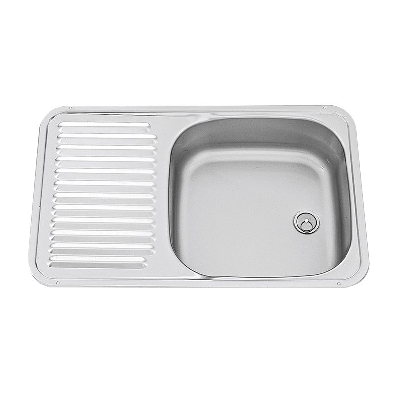 Smev Sink with Drainer (125H x 590W x 370D mm)