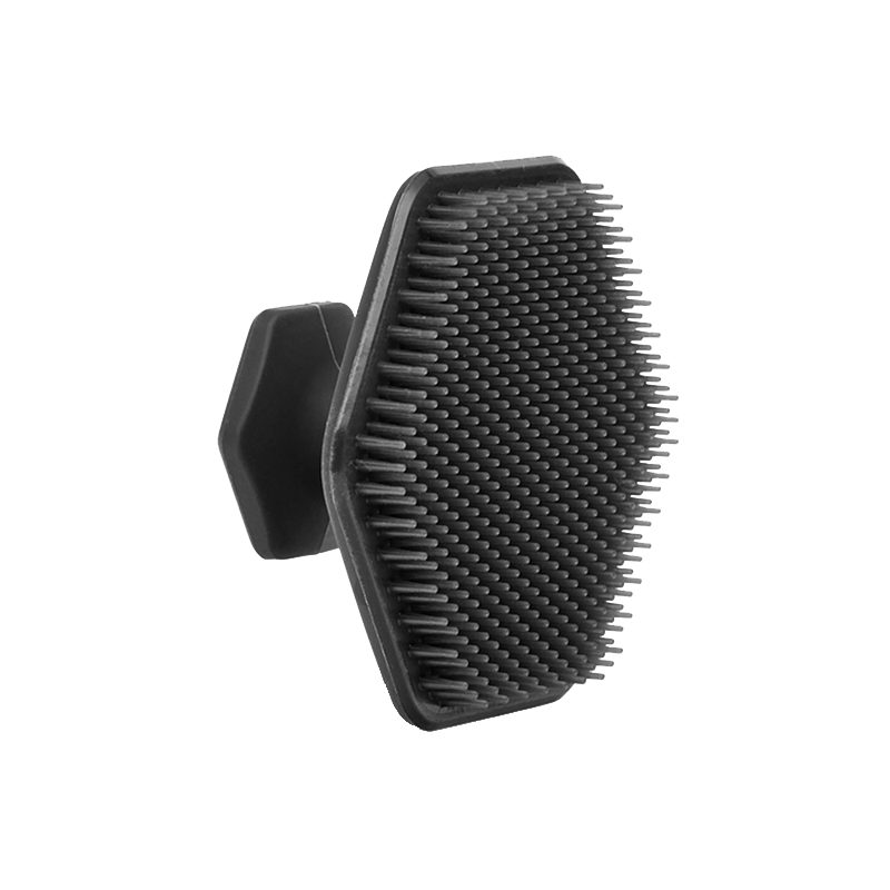 TOOLETRIES - The FACE SCRUBBER - Gentle - Charcoal