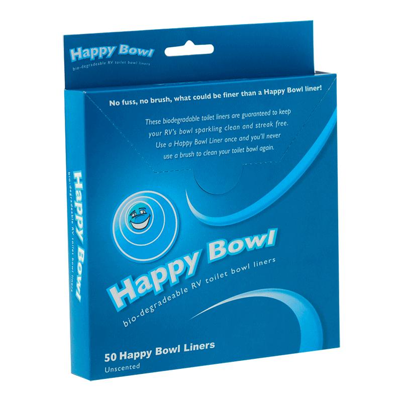Happy Bowl Toilet Liners