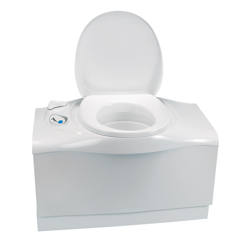 Thetford C402 Toilet Kit - Right Hand