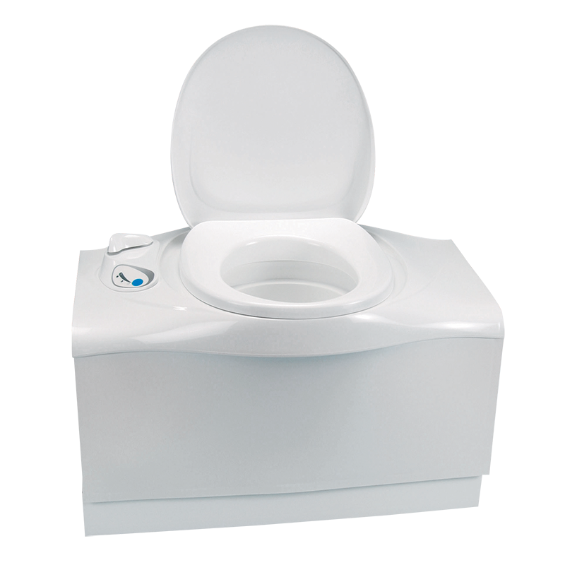 Thetford C402 Toilet Kit - Left hand