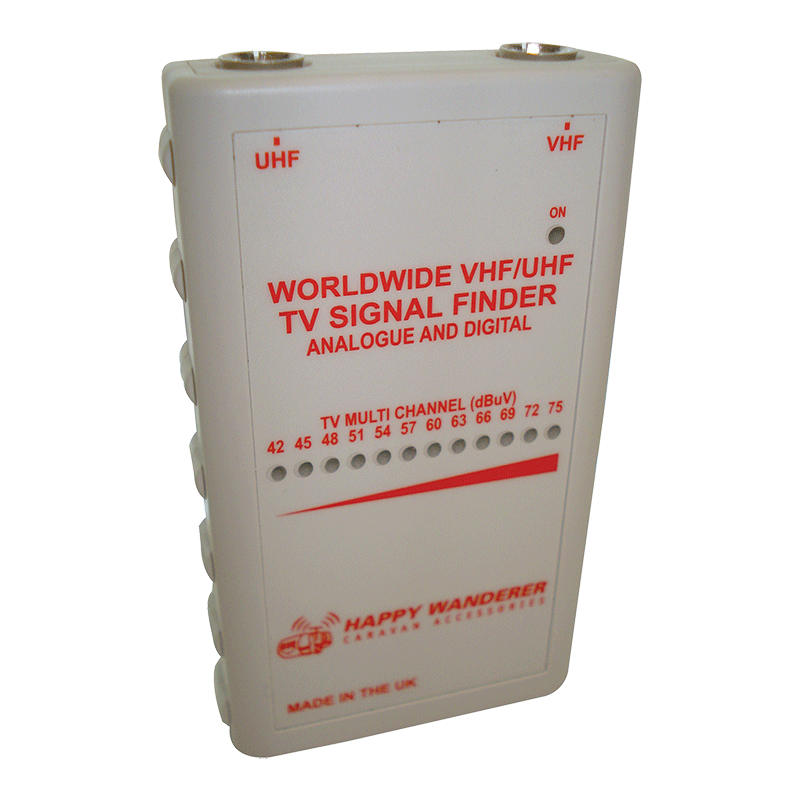 Happy Wanderer UHF/VHF/Digital Signal Finder