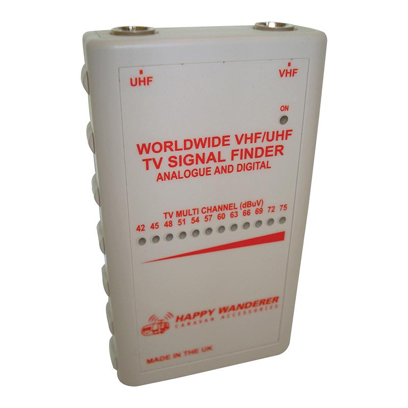 Happy Wanderer UHF/VHF/Digital Signal Finder