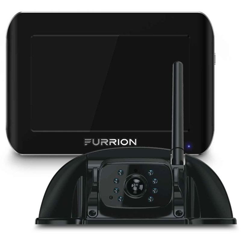 FURRION Vision S Rear-Vision Camera & 7