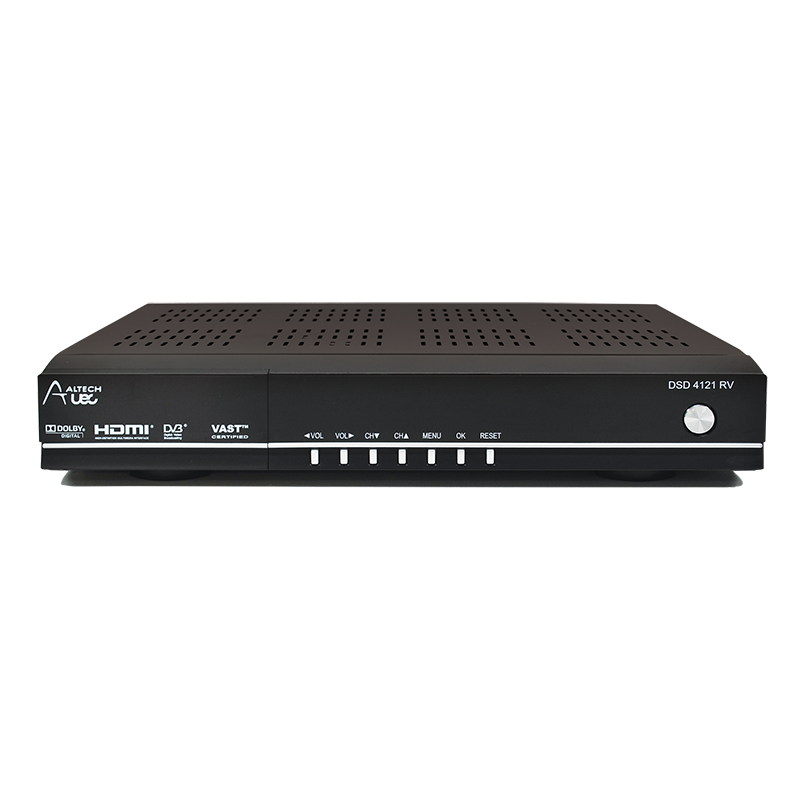 Vast DSD4121RV PVR 12V/240V Satellite Receiver