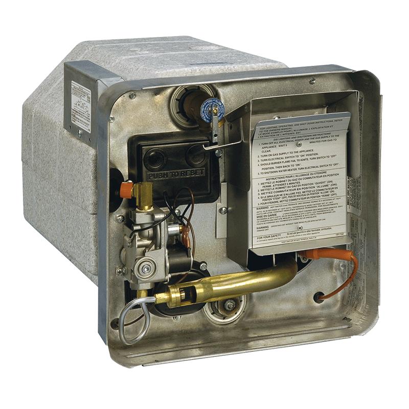 Suburban WaterMark Hot Water Heater Gas & 240V Electric (SW6DEA)