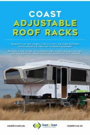 Coast Adjustable Roof Racks