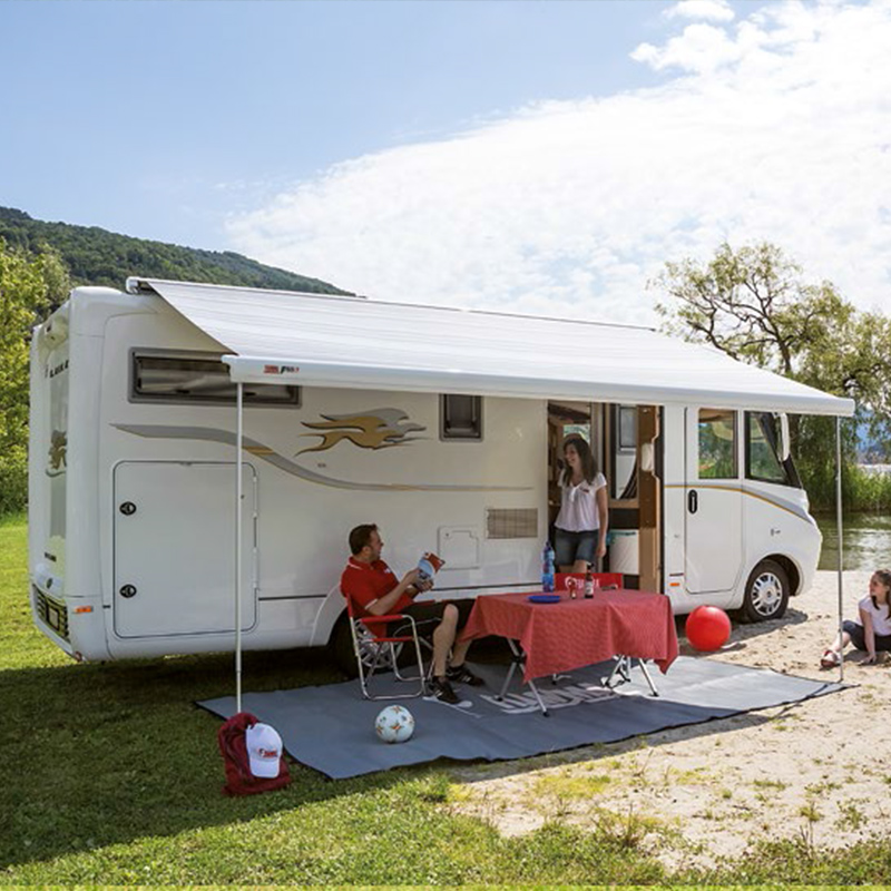 Fiamma F65 L 450 Royal Grey Awning