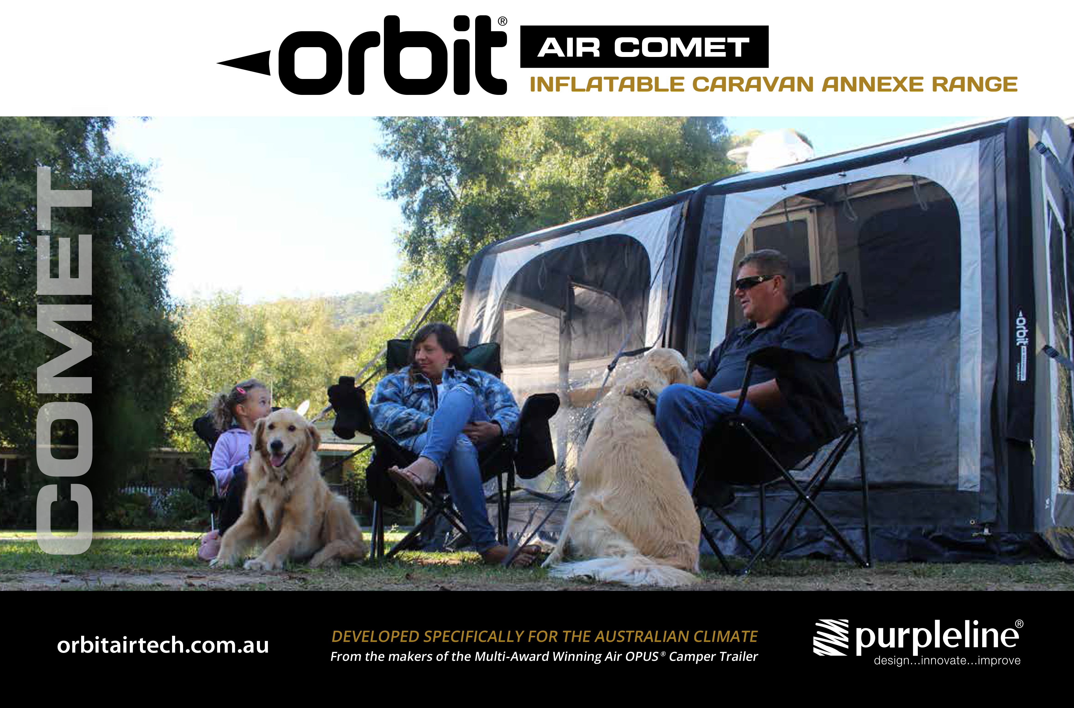 Orbit Air Annexe Comet