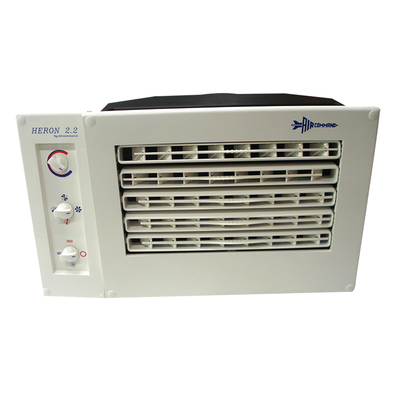 Aircommand Heron 2.2 Split System Caravan Air Conditioner White