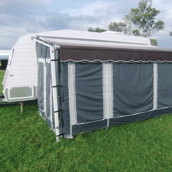 Coast Awning Wall Kits To Suit 11' Rollout Awning