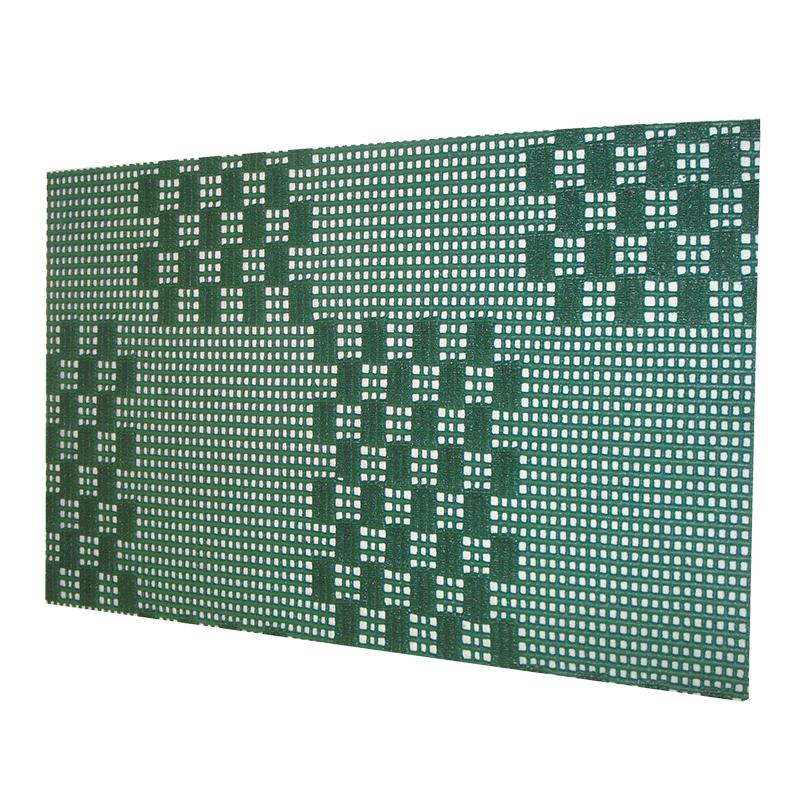 Coast Multi Purpose Floor Matting Green 3m x 2.5m