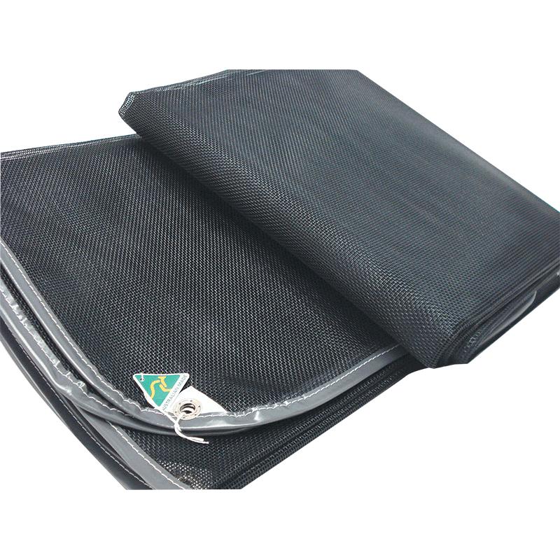 Enduromat Black  (5m x 2.45m)