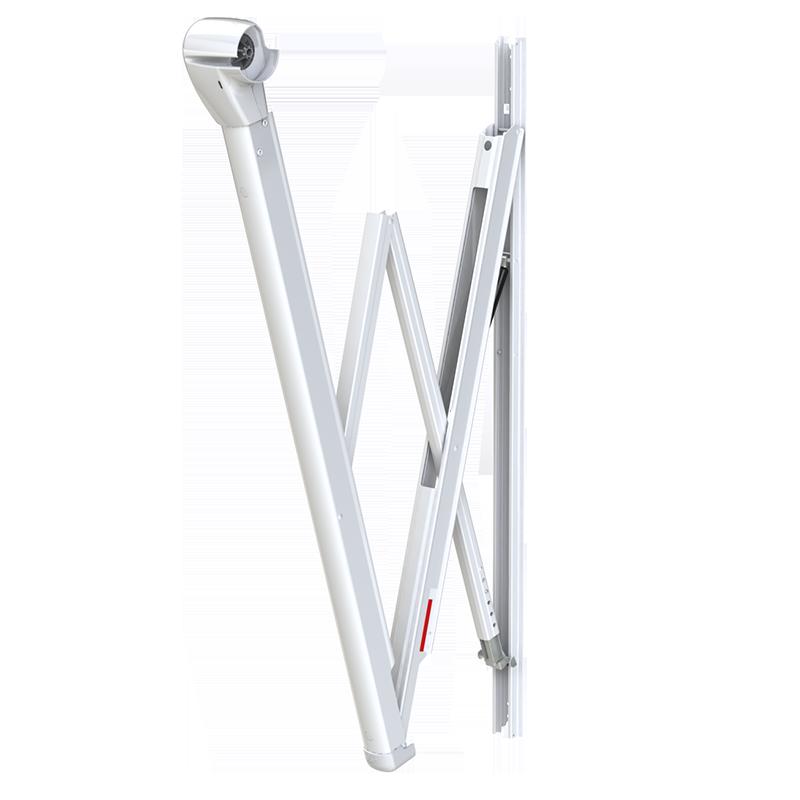 Carefree Altitude WHITE Awning Hardware Set
