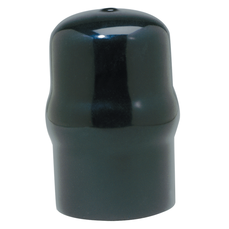 Black Soft PVC Tow Ball Cover