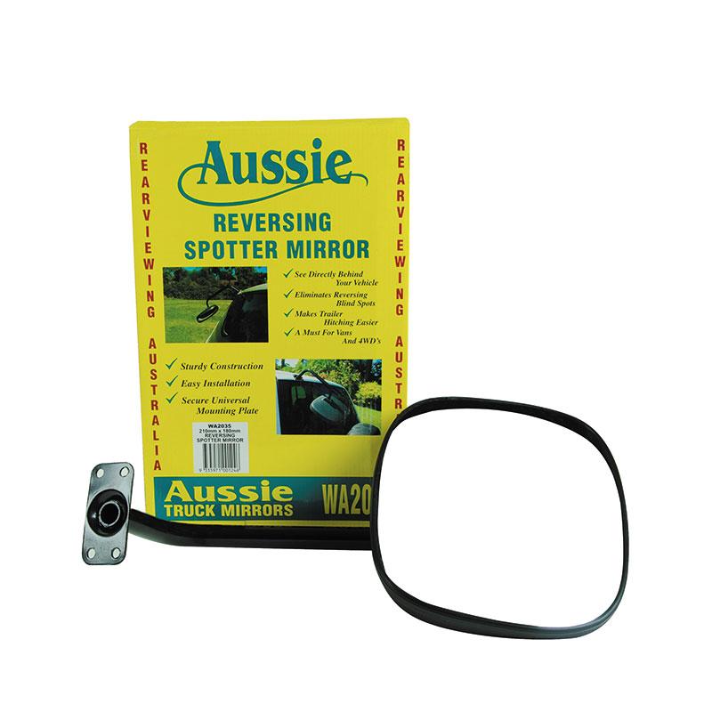 Aussie Reversing Spotter Mirror