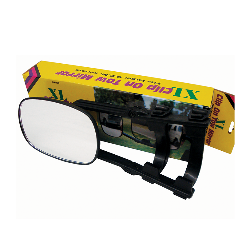 Towing Mirror Strap On Type To Suit  4x4