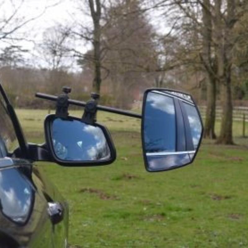 Milenco Grand Falcon Towing Mirror