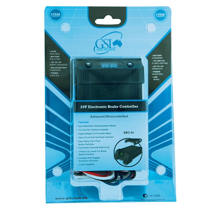 GSL 24V Electronic Brake Controller