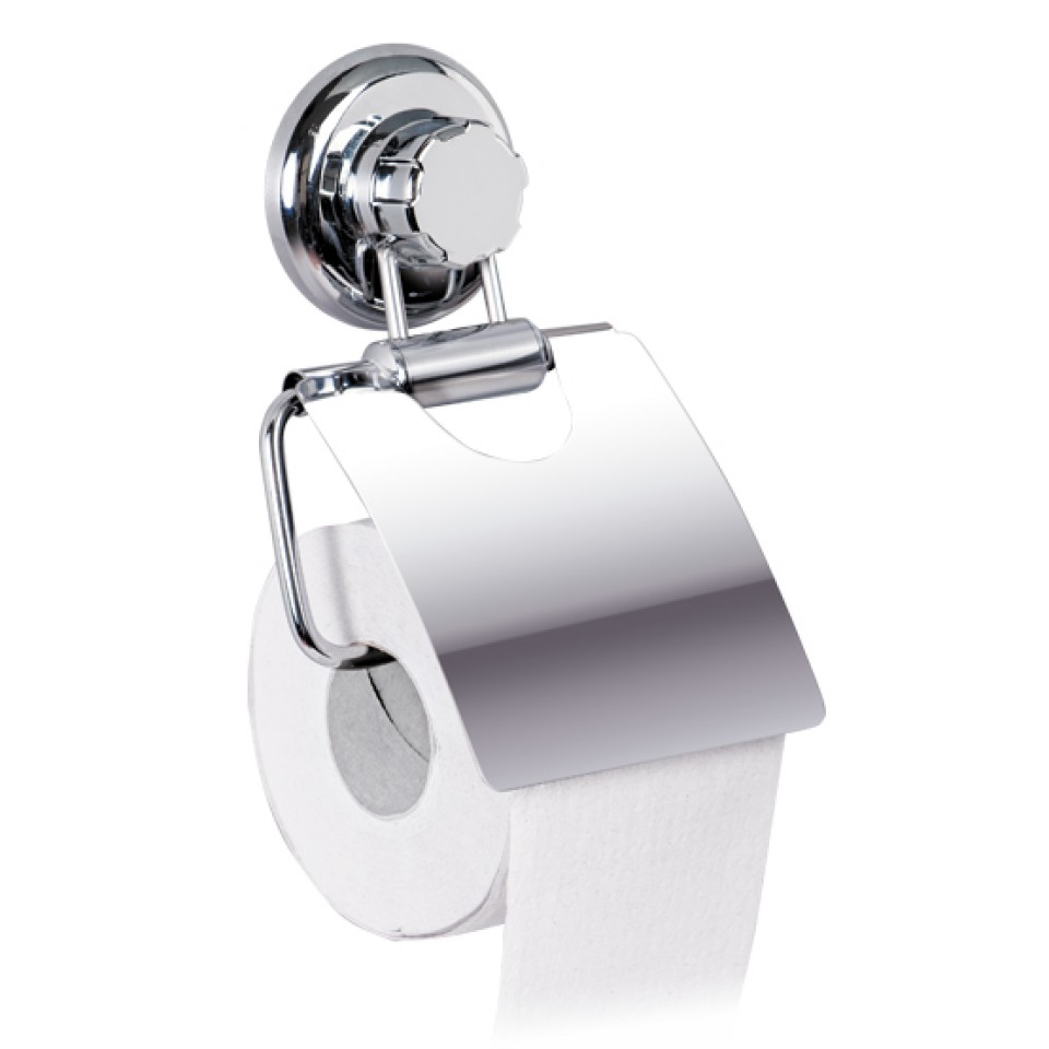 Tatkraft Mega Lock Toilet Paper Roll Holder