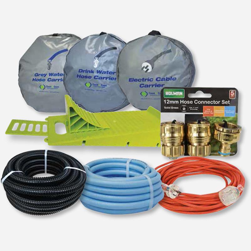 Caravan Essentials Starter Kit