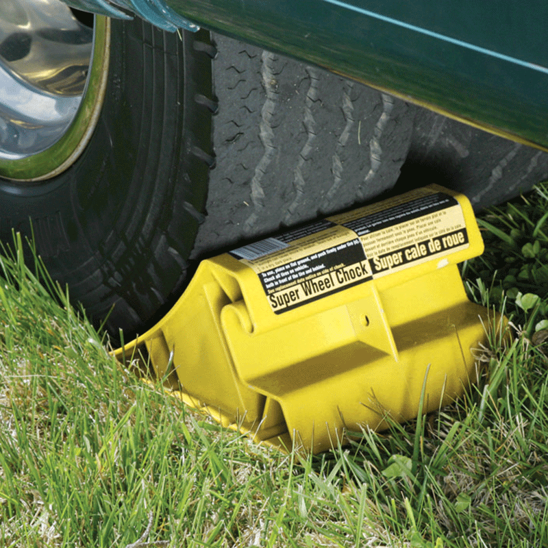 Camco Wheel Chock - Suitable for 29