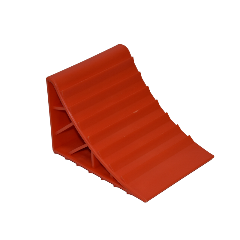 Coast Red Std Single Wheel Chock